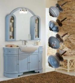 mobile bagno, pomelli per bagno