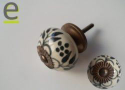 Pomelli di ceramica prodotti e decorati a mano oltre 140 - Pomelli per mobili shabby ...