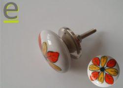 pomoli decorati, pomello ceramica, pomelli cucina, pomelli per cucina, pomelli in ceramica