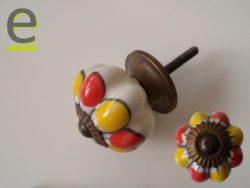 pomelli cucina, pomoli in ceramica, pomello colorato, pomelli per porte, pomelli per finestre