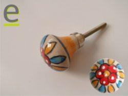 pomelli per cassetti, pomoli per cassetti, pomelli mobili, pomelli ceramica per mobili, pomelli ceramica decorati, pomelli per porte