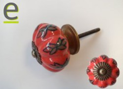 pomelli rossi, pomelli per cucine, pomelli in ceramica, pomelli cucina, pomelli e maniglie, pomelli cucina