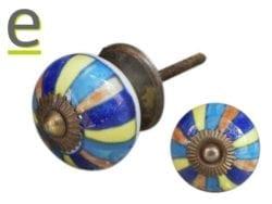Pomelli in ceramica, pomelli per mobili