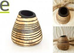 vasi, vasi di legno, vaso, vaso di legno