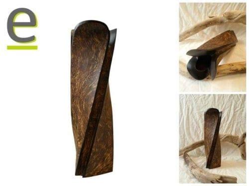 vasi di legno, vasi di arredo, vasi ornamentali, idea regalo