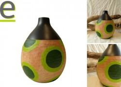 vasi di arredo, vaso, vasi di legno