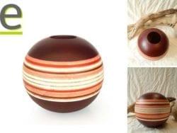 vasi in legno, vasi, vaso