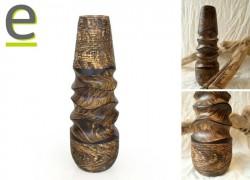 vaso di legno, vasi di legno, vaso di arredo, vaso, vasi