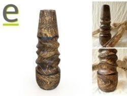vaso di arredo, vasi di legno, vaso di arredo, vaso, vasi
