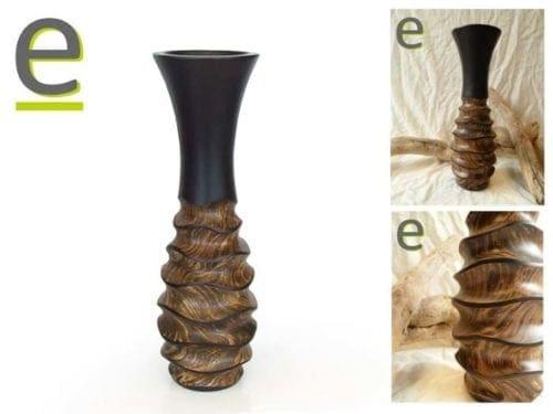 vasi di legno, vaso di legno, Vaso in Legno