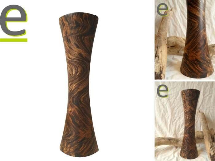 vaso legno, vasi di legno, vasi etnici