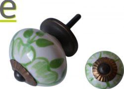 Pomello di ceramica, pomello per mobili, pomello, pomelli
