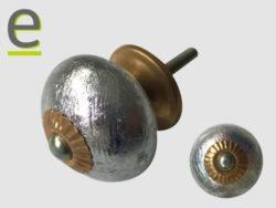 Pomelli Argentati, pomelli color argento, pomelli argento