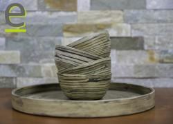 pinzimonio, apertivivo, set di legno, bambù