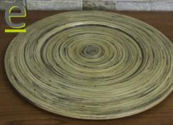 EASY Online Sottopiatto Bambù NATURE