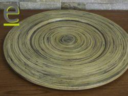 Sottopiatto di Bambù, bambù, vassoio di bambù