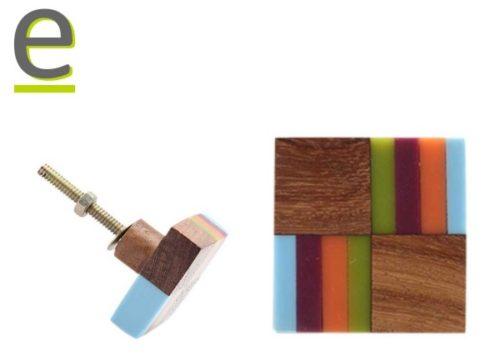 pomello di legno, pomelli di legno