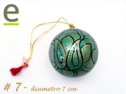pallina di natale dipinte a mano, palline artistiche, palline dipinte
