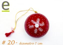 pallina natalizia, palline per albero di natale, palline per albero