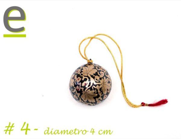 pallina per albero di natale #4