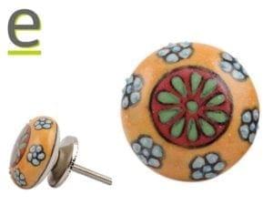 Pomelli per Mobili, pomelli di ceramica