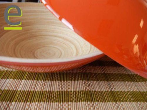 ciotole di bambù